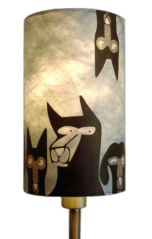 lamp-hondenkoppen