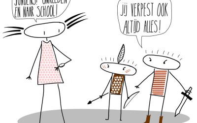 naar-school