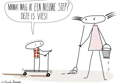 vieze-step