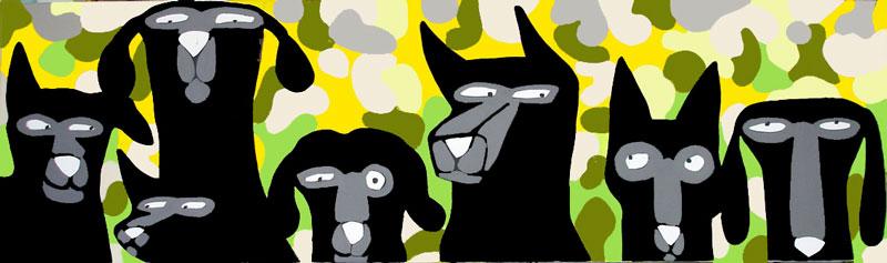 hondenkoppen