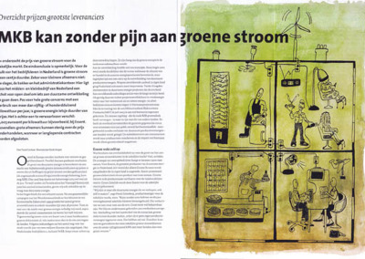 people planet profit - groenstroom