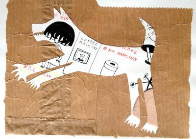 hond-springen