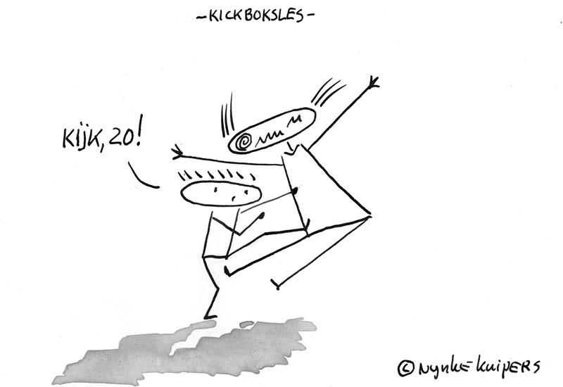 kickboksles