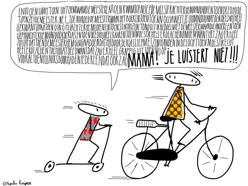 fietsklets