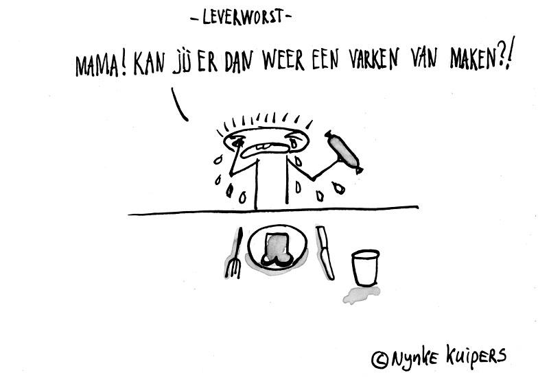 leverworst