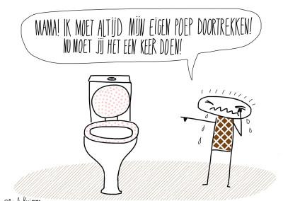 wc-doortrekken