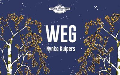 Boektrailer 'WEG'