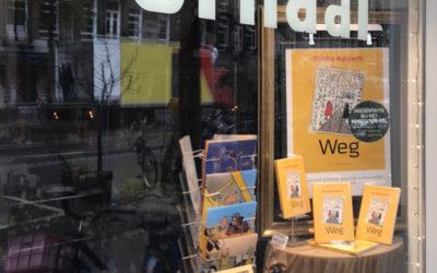 WEG in de boekwinkel