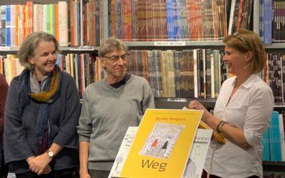 Boekpresentatie 'WEG'