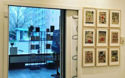 Expositie Artist's Way Galerie