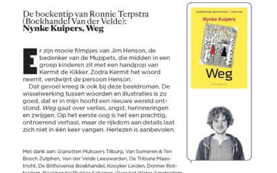 Boekentip Volkskrant